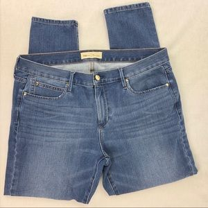 Gap 1969 32R True Skinny Jeans